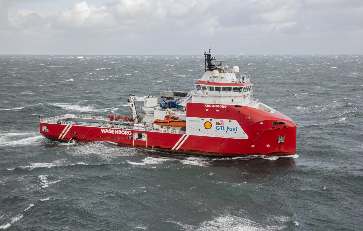 Kroonborg awarded Ship of the Year - Niestern Sander